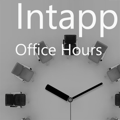 Webinar — Aurora North Office Hours: Intapp in Focus #2 (Continuing the OnePlace for Risk Conversation)